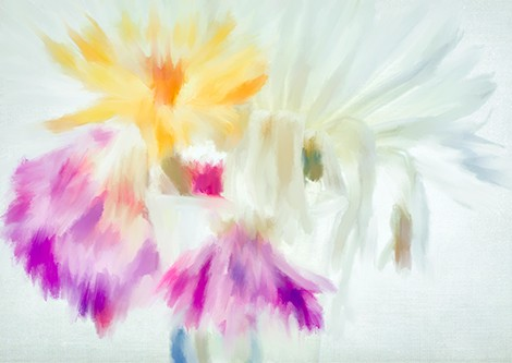 Withered Flowers - Archival Pigment Print